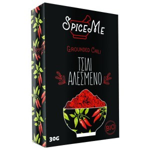 Organic Grounded Chili 'Spice Me' 30gr