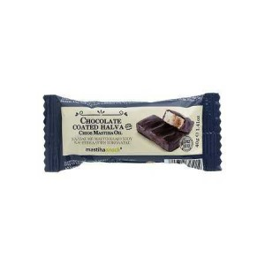 Chocolate Coated Halva Bar w Mastiha 'MastihaShop' 40gr