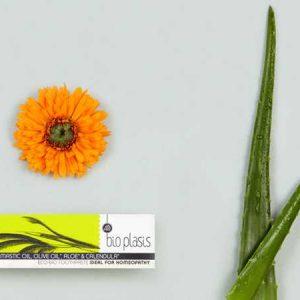 "Organic Toothpaste Aloe & Calendula ""Bio Plasis' 100gr"