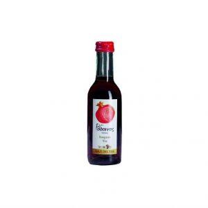Κρασί από Ρόδι 'Ρόδοινος' 500ml