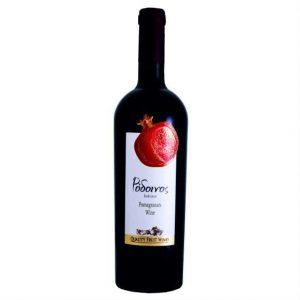 Κρασί από Ρόδι 'Ρόδοινος' 750ml