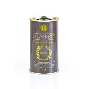 Extra Virgin Olive Oil Traditional 'E-la-won' 250ml