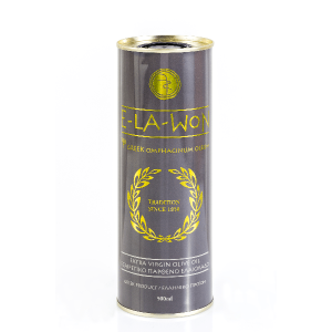 Extra Virgin Olive Oil Traditional 'E-la-won' 500ml