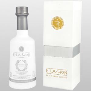Premium Βιολογικό Έξτρα Παρθένο Ελαιόλαδο E-la-won σε Πολυτελή Συσκευασία 250ml