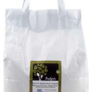 Organic Wholegrain Durum Wheat Flour 'Bioagros' 5kg