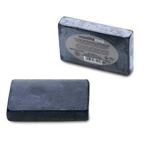 Soap w Chios Mastiha & Volcanic Lava 'MastihaShop' 100gr