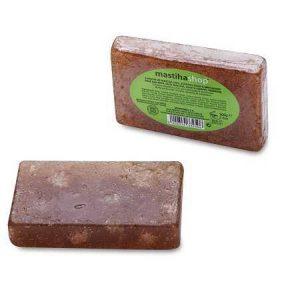 Soap w Chios Mastiha, Olive & Almond Granules 'MastihaShop' 100gr