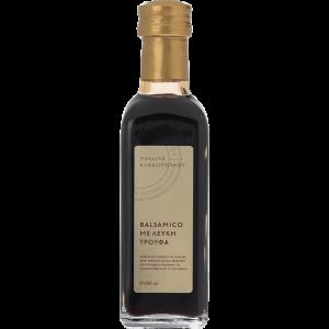 "Balsamic Vinegar with White Truffle ""TROUFAPLUS"" 100ml"