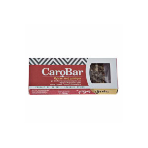 Organic Nutrition Carob Bar 'Creta Carob' 55gr