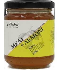 Μέλι με Αιθέριο Έλαιο Λεμονιού!