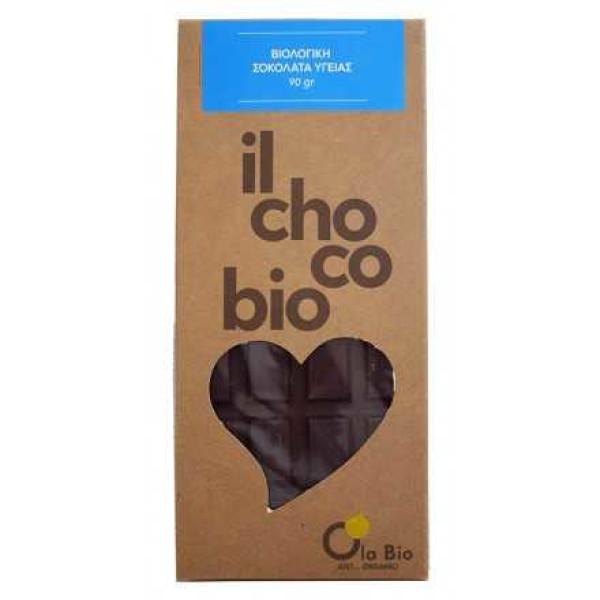 Βιολογική Σοκολάτα Υγείας OLA-BIO 90gr