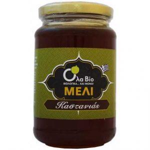 Βιολογικό Μέλι Καστανιάς OLA-ΒΙΟ 450gr