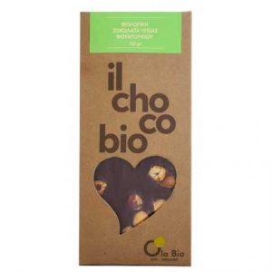 Βιολογική Σοκολάτα Υγείας Φουντούκι OLA-BIO 110gr