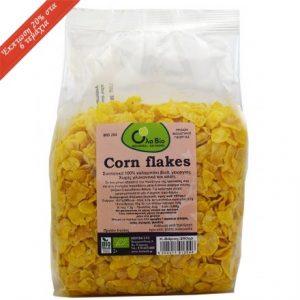 Βιολογικά Corn Flakes X/Z OLA-BIO 250gr