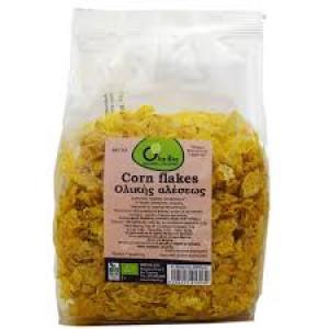 Βιολογικά Corn Flakes Ολικής Xωρίς Ζάχαρη OLA-BIO 250gr X 6