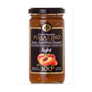 Light Cherry-Sour Cherry Spread 100% Fruit S/F 'GEODI' 2X270gr