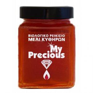 Βιολογικό Ρεικίσιο Μέλι Κυθήρων 'My Precious' 400gr