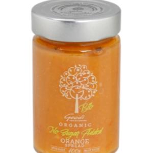 Βιολογικό Άλειμμα Πορτοκάλι 100% Φρούτο Χ/Ζ 'ΓΕΩΔΗ' 2Χ225gr