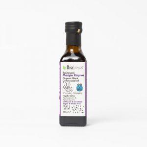 Βιολογικό Λάδι Μαύρου Κύμινου 'Βιολόγος' 100mlOrganic Black Cumin Oil 'Biologos'