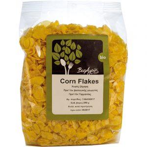 Βιολογικά Corn Flakes Xωρίς Ζάχαρη 'Βιοαγρός' 250gr