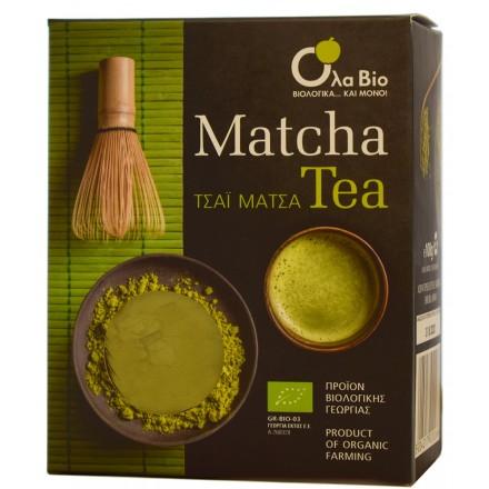 Βιολογικό Τσάι Matcha σε Σκόνη 'OLA-BIO' 100gr
