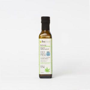Βιολογικό Κανναβέλαιο 'Βιολόγος' 250ml Organic Hemp Seed Oil 'Biologos' 250ml
