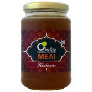 Βιολογικό Μέλι Πεύκου OLA-ΒΙΟ 450gr