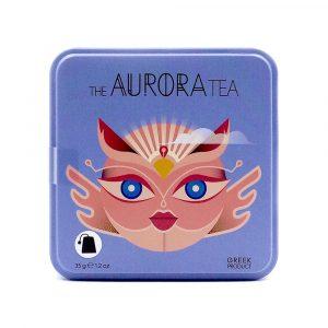 AURORA Tea σε Φακελάκια 'SPAROZA' 35gr