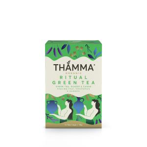 Βιολογικό Βοτανικό Τσάι Ritual Green Tea THAMMA 18g