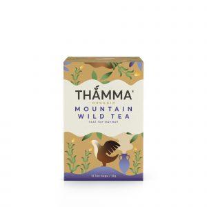 Βιολογικό Βοτανικό Τσάι Mountain Wild Tea THAMMA 18g