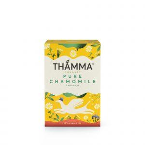 Βιολογικό Βοτανικό Τσάι Pure Chamomile THAMMA 18g