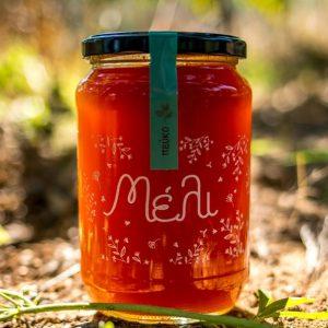 Premium Μέλι Πεύκου 'Μέλι' 920gr
