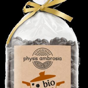 Organic Chickpeas Black Greek 'PHYSIS AMBROSIA' 350gr Βιολογικά Ρεβύθια Μαύρα Ελληνικά 'PHYSIS AMBROSIA' 350gr